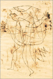 Paul Klee - Little Jester in a Trance 2
