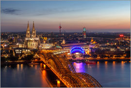 Achim Thomae - Cityscape Cologne Germany