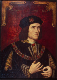 English School - King Richard III.