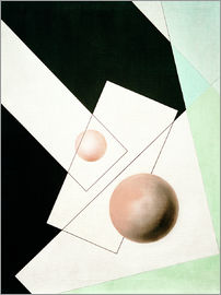 László Moholy-Nagy - Composition On 4