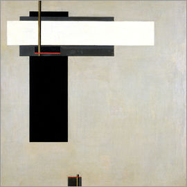 El Lissitzky - Composition Proun GBA 4
