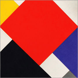 Theo van Doesburg - Counter Composition V