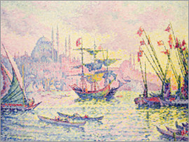 Paul Signac - Constantinople