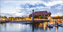 Dieterich Fotografie - Council building in Constance on Lake Constance