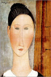 Amedeo Modigliani - Head of Girl
