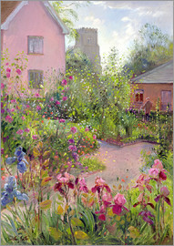 Timothy Easton - Herb Garden at Noon
