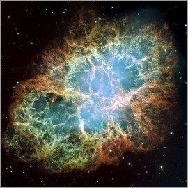 Nasa - Crab nebula