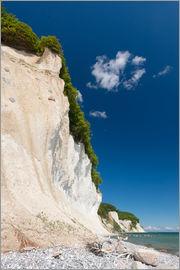 Markus Ulrich - Chalk Cliffs in the National Park Jasmund on Ruegen