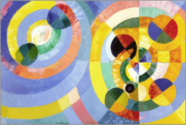 Robert Delaunay - Circle Forms
