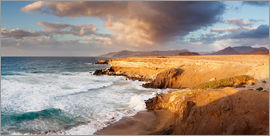 Markus Lange - Coast at sunset, Fuerteventura