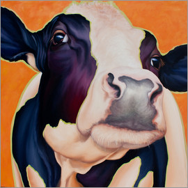 Renate Berghaus - Cow Rosa