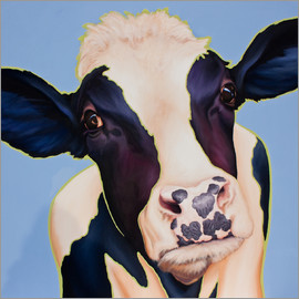 Renate Berghaus - cow Trudi