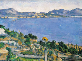 Paul Cézanne - L'Estaque
