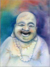 Jitka Krause - Laughing Buddha