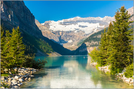 rclassen - Lake Louise at Alberta Banff National Park - Canada