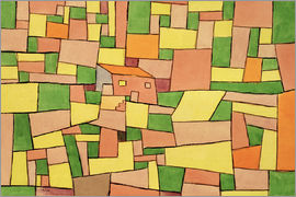 Paul Klee - Country House of Thomas R.