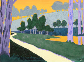 Georges Lacombe - landscape