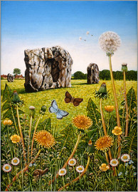 Frances Broomfield - Landscape of Avebury