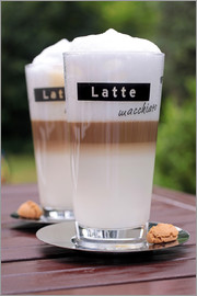 Christian Müringer - Latte Macchiato glasses