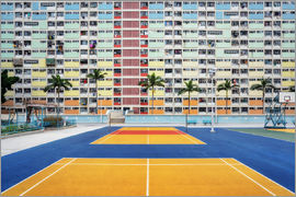 Dennis Fischer - Living in a rainbow, Hong Kong