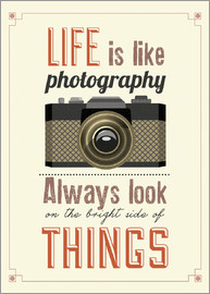 Life is photography
