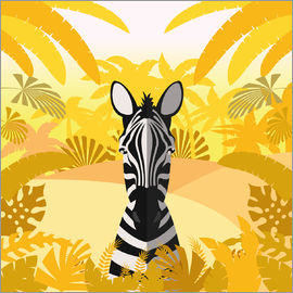 Kidz Collection - Habitat of the zebra