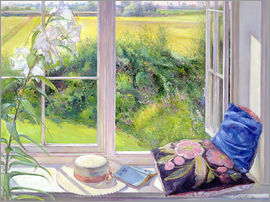 Timothy Easton - Reading window seat