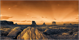 Michael Rucker - Kelly Monument Valley