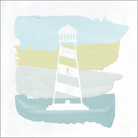 Moira Hershey - Seaside Swatch Lighthouse