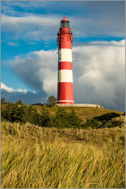 Rico Ködder - Lighthouse on the island Amrum, Germany