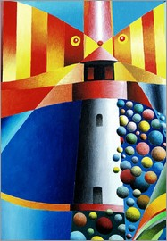 Gerhard Kraus - Lighthouse Fish