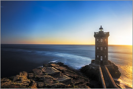 Frank Fischbach - Lighthouse in Brittany