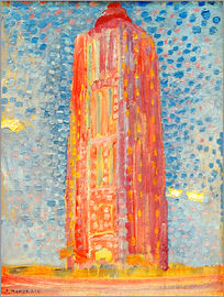 Piet Mondrian - Lighthouse in Westkapelle
