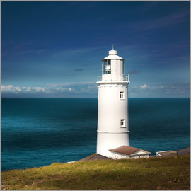 Sabine Wagner - Lighthouse Trevose Head Cornwall