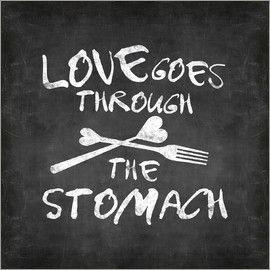 Andrea Haase - Love goes through the stomach