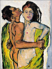 Koloman Moser - lovers