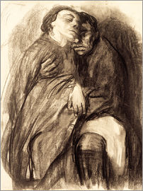 Käthe Kollwitz - lovers