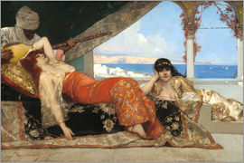 Benjamin Constant - The Favorite of the Emir