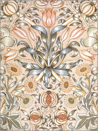 William Morris - Lily and Pomegranate