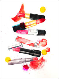 Rongrong DeVoe - Lipsticks collection