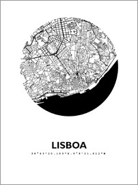 44spaces - Lisbon city map HFR 44spaces