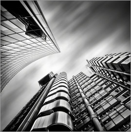 Frank Wächter - Lloyds London | 01 (black/white)