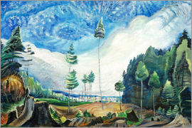 Emily Carr - Loggers' Culls
