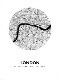 44spaces - London 2 City Map HFR 44spaces
