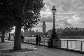 Filtergrafia - London black and white