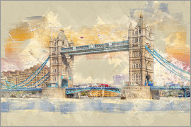 Peter Roder - London Tower Bridge