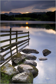 Jeremy Lightfoot - Loughrigg Tarn, Lake District National Park, Cumbria, England