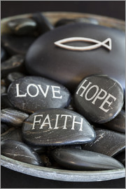 Andrea Haase Foto - Love Hope Faith