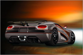 Kalle60 - Luxury sports car