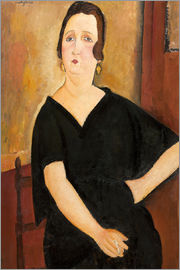 Amedeo Modigliani - Madame Amedee